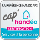Logo Certification Cap'Handéo